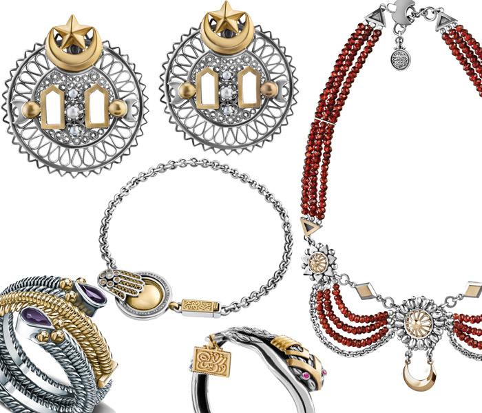 Azza Fahmy egypt jewellery