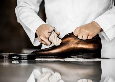 BERLUTI shoe care