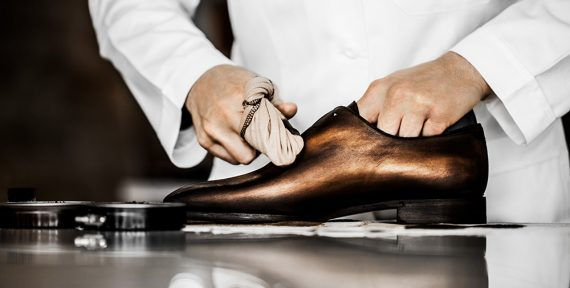 BERLUTI shoe care