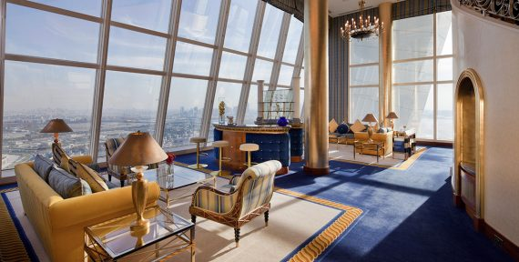 middle east hotel burj al arab