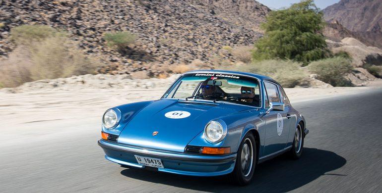 Chopard Classic Rally dubai