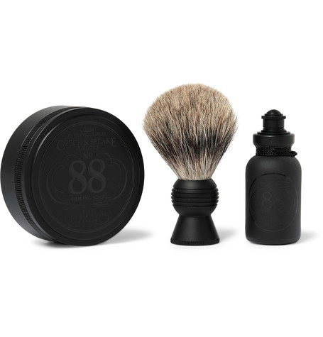 Czech & Speake Travel Shaving Set