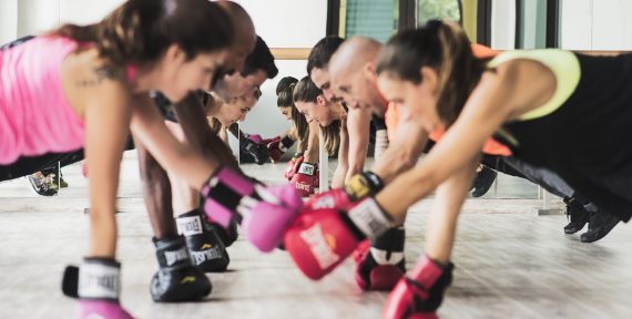 Cardio Muay Thai, Fairmont The Palm, Palm Jumeirah, Dubai