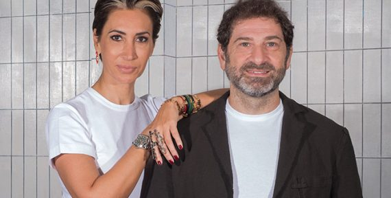 Nadine Kanso Fadi Sarieddine dubai design week