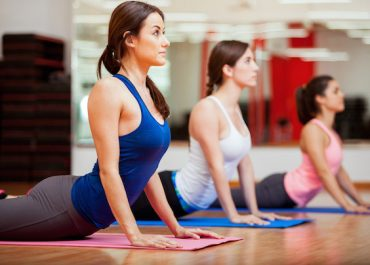 Rawr Yoga, Media City