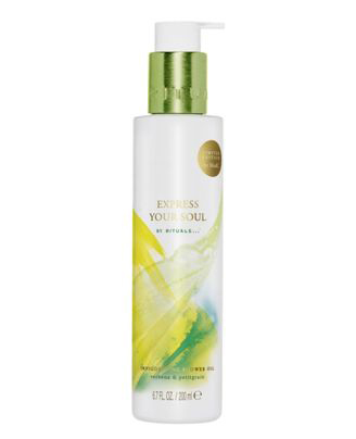 Rituals Express Your Soul shower oil