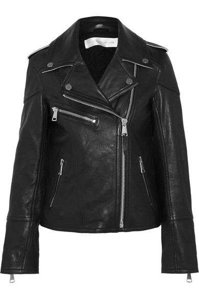 Victoria, Victoria Beckham moto jacket