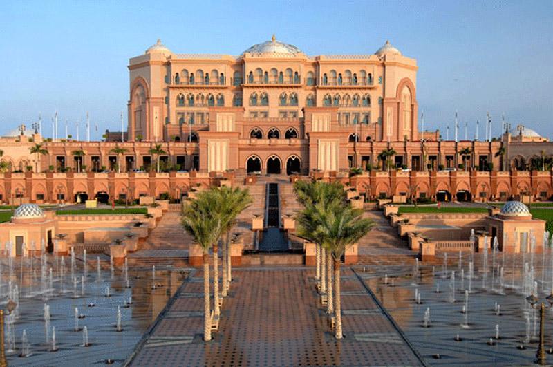middle east hotel palace abu dhabi