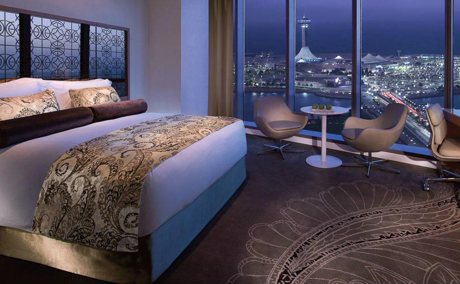 middle east hotel abu dhabi