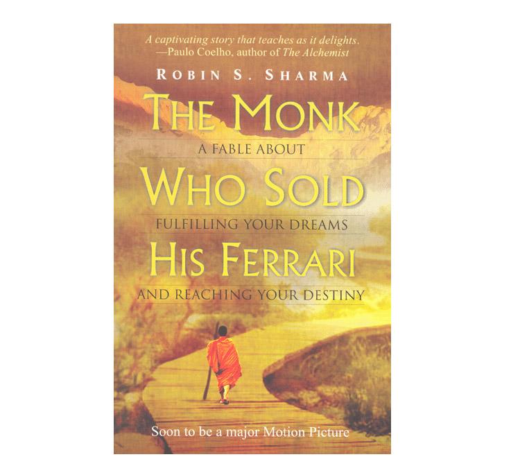 editors favourite books monk ferrari