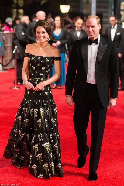 Kate Middleton Wore Alexander McQueen
