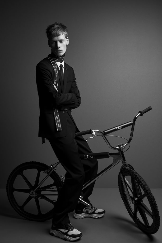 Dior Homme at Sole DXB Sneakers BMX Bike