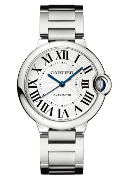 Ballon Bleu de Cartier 36mm Steel Watch