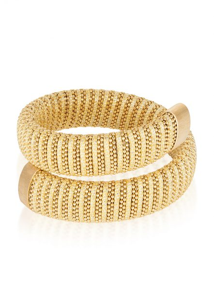 Carolina Bucci Sun Lurex Caro Bracelet