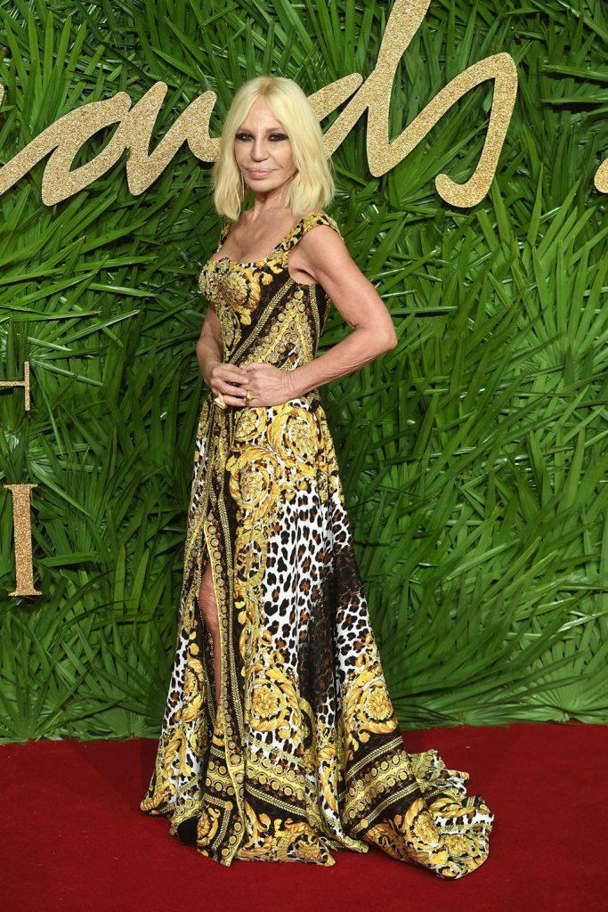 british fashion awards 2017 red carpet