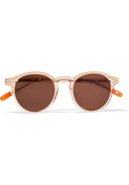 Freda Banana Sunglasses
