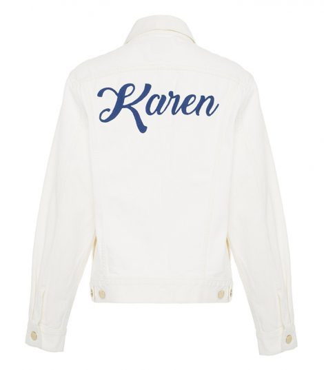 Goldsign Denim Jacket At Moda Operandi