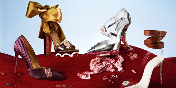christian louboutin star wars