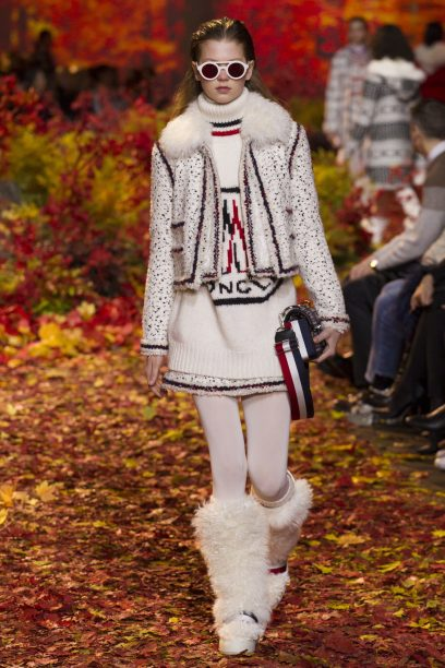 Moncler Gamme Rouge AW17