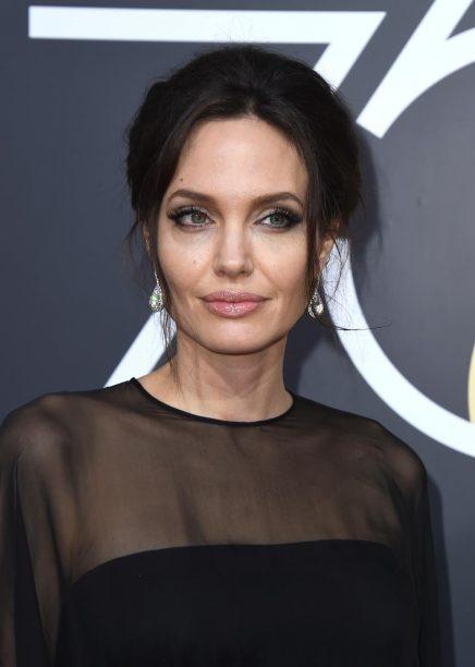 Angelina Jolie in Forevermark