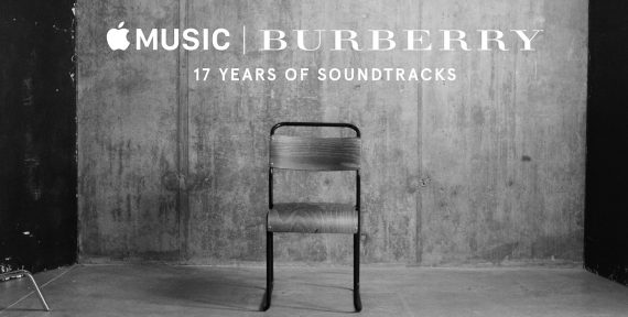 burberry soundtrack apple itunes