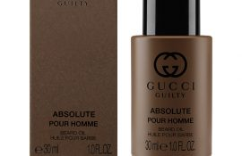 gucci beard oil