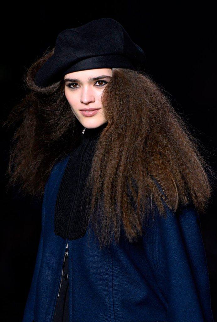 frizzy hair Sonia Rykiel