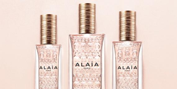 Azzedine Alaïa Release ALAÏA Eau de Parfum Nude