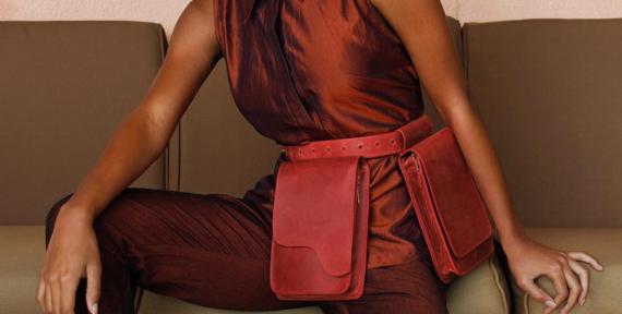 ASHYA belt bags