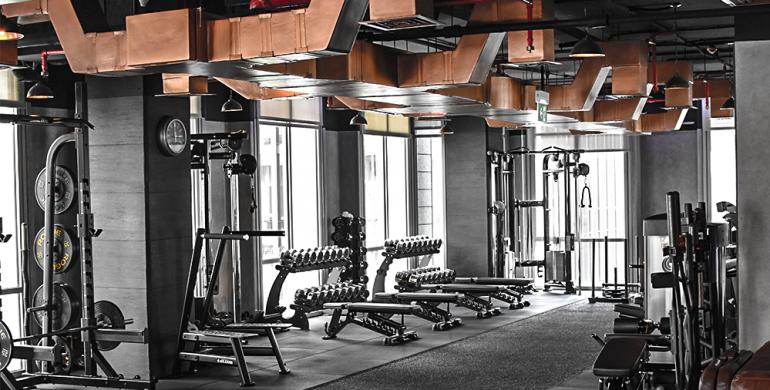 D5 Executive Gym