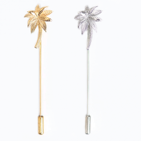 El Palm Tree Lapel Pins
