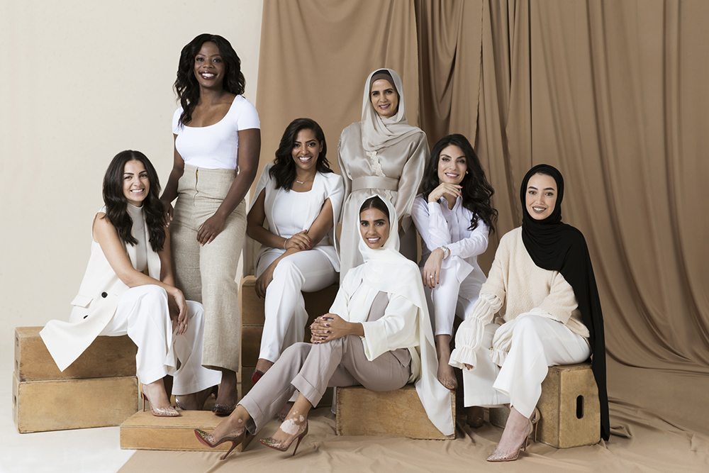 ab26f8027949 Meet The UAE Women Starring In Christian Louboutin Exhibition - A E Magazine