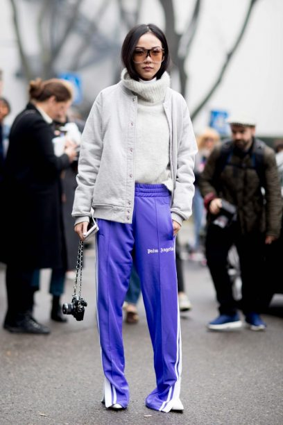 Track Pants Trend SS18