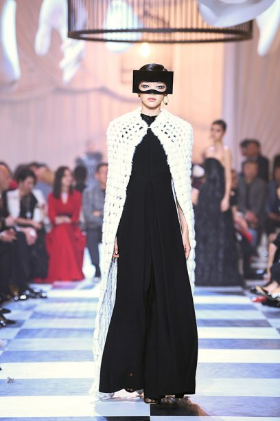 Christian Dior Haute-Couture Show In Shanghai - Runway