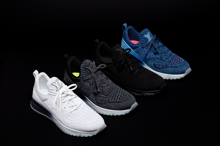 92570e8d52f9 Louis Vuitton Reveals New Colourways For Technical V.N.R Sneakers ...