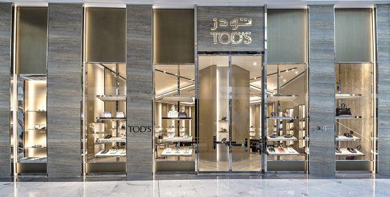tod's dubai mall