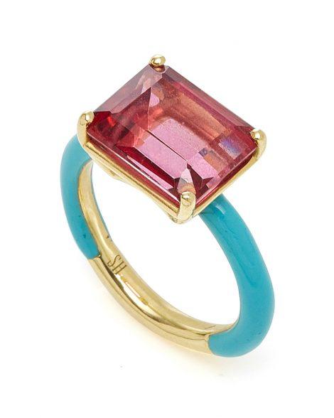 large_sarah-hendler-pink-mystic-turquoise-emerald-cut-stone-ring
