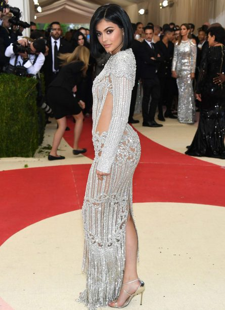 Kylie Jenner Balmain 2016