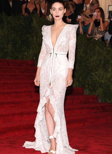 Rooney Mara in Givenchy 2013