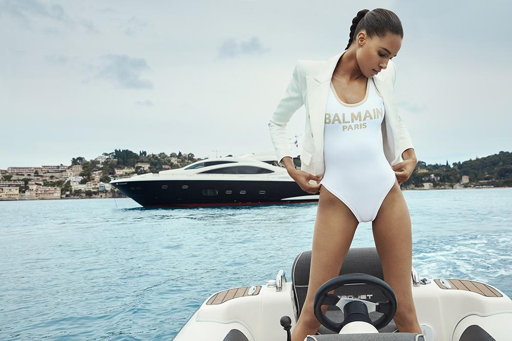 a78592bd Get Summer Ready With Balmain x Net-A-Porter Collection - A&E Magazine