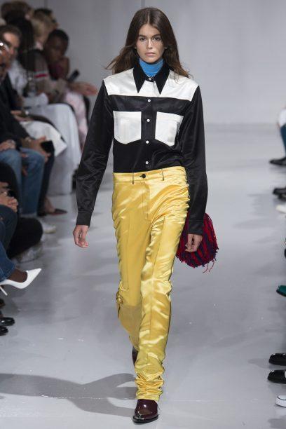 Calvin Klein 205W39NYC SS18