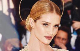 Rosie Huntington-Whiteley rose inc beauty
