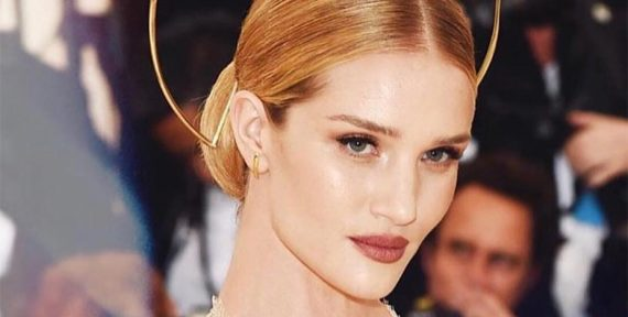 Rosie Huntington-Whiteley rose inc beauty