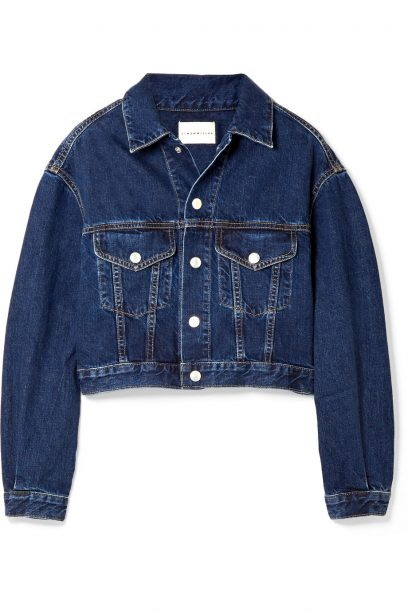 5b8317bcff The Denim Jacket Is Making A Comeback In 2018 - A E Magazine