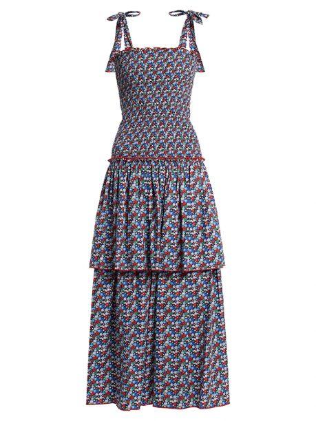 1205840 Gul Hurgel dress at MATCHESFASHION.COM