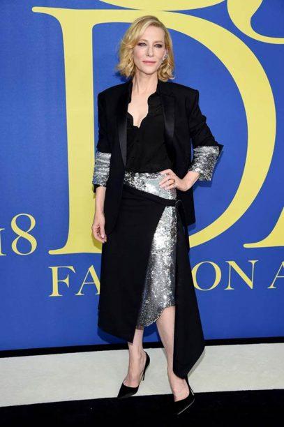 Cate Blanchett in Monse