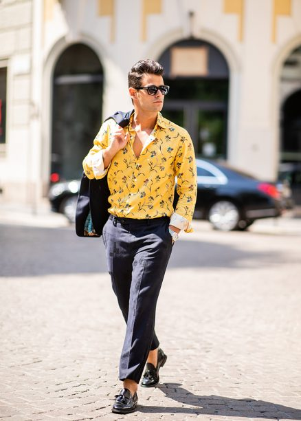 Style Hits: Men's Milan Fashion Week