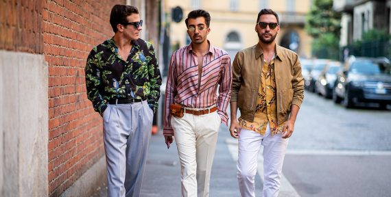 men's milan fashion week 2018 street style