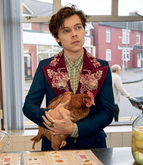 Harry styles gucci fish and chips north london one direction 2