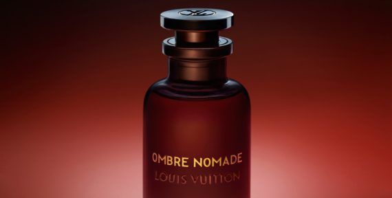 efa21f75965b BEAUTY The Story Of Louis Vuitton s Ombre Nomade